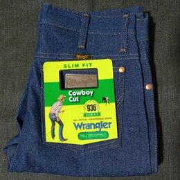 Джинсы - Мужские джинсы wrangler 936  slim fit, 0