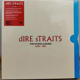 Виниловые пластинки - Dire Straits The Studio Albums 1978-1991 8LP 2013, 0