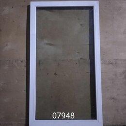 Готовые конструкции - Пластиковое окно (б/у) 1430(в)х810(ш), 0