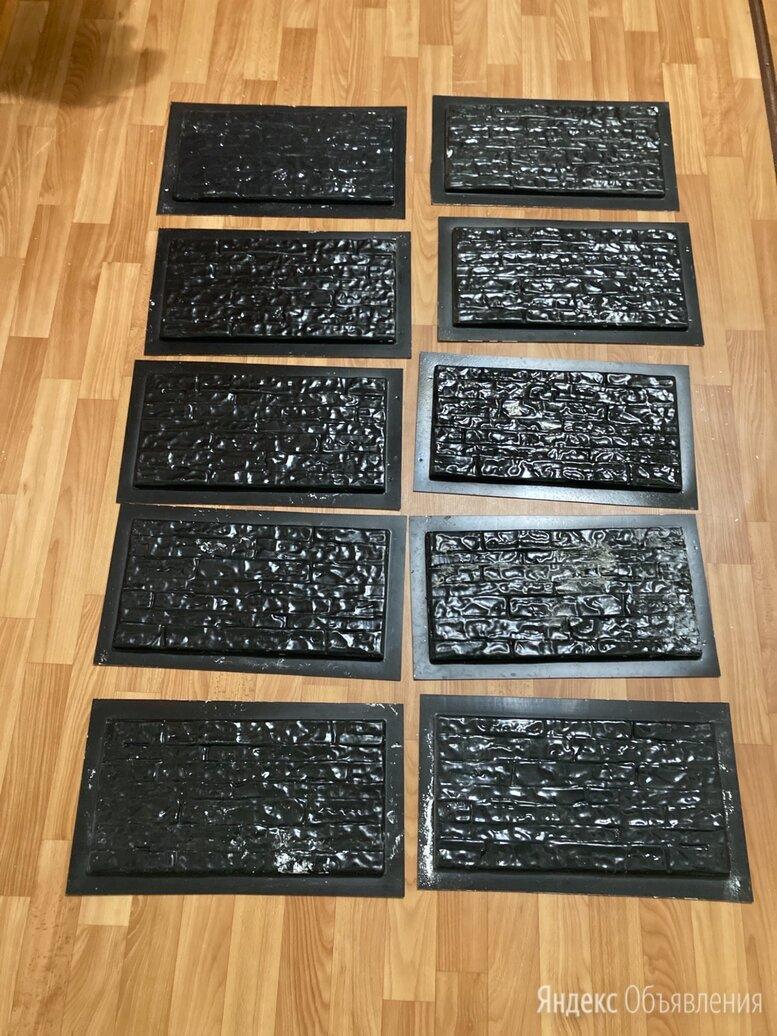 Формы для декоративного камня пластиковые по цене 1000₽ - Прочие штукатурно-отделочные инструменты, фото 0