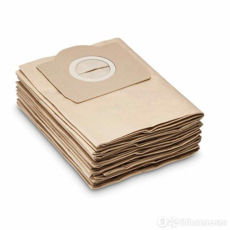 Бумажный фильтр-мешок для пылесосов Karcher 6.959-130 по цене 629₽ - Аксессуары и запчасти, фото 0