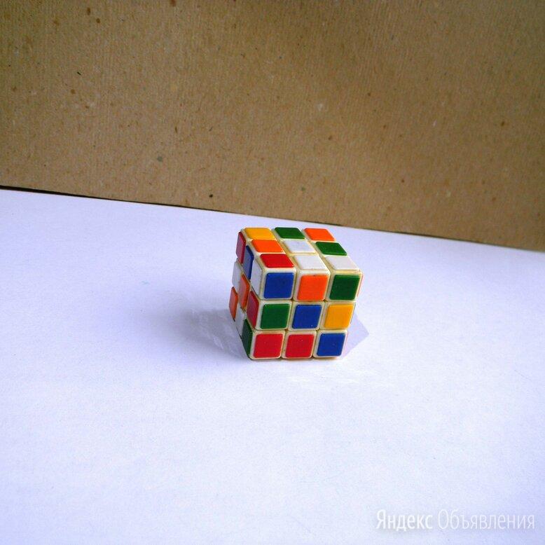Кубик рубика 3х3 миниатюрный СССР по цене 400₽ - Головоломки, фото 0