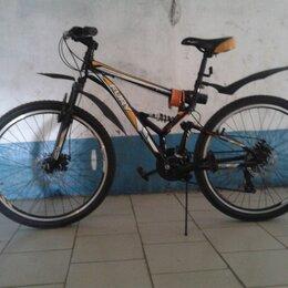Велосипеды - Горный велосипед б/у двух подвес, 0