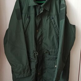 Плащи - Плащ д/с мужской МПА-60 зеленый (рип-стоп), 0