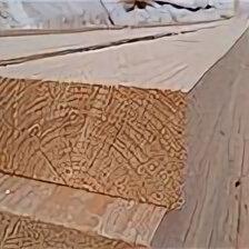 Пиломатериалы - Доска  50х150х6000 строганная, 0