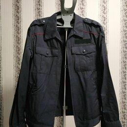 Куртки - Форменные куртки полиции, 0
