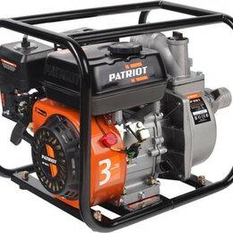 Мотопомпы - Мотопомпа бензиновая PATRIOT MP 2036 S для слабозагрязненной воды [335101420], 0