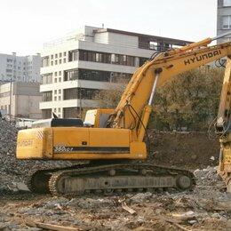 Архитектура, строительство и ремонт - Демонтаж (разборка) строений, слом (снос) зданий, утилизация, вывоз строймусораа, 0