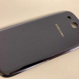 Корпусные детали - Задняя панель для Samsung Galaxy S3, 0