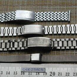 Ремешки для часов - Советские браслеты для часов мужские, 4 шт. Лот 00025АСВ , 0