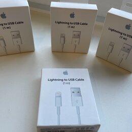 Зарядные устройства и адаптеры - Кабель apple usb - lightning , 0