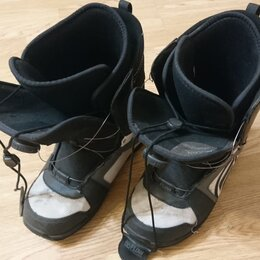 Ботинки - Ботинки для сноуборда FLOW VEGA BOA р.43,5, 0