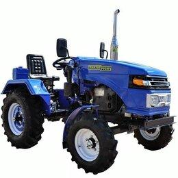 Мини-тракторы - Минитрактор Русич Т-18, 0