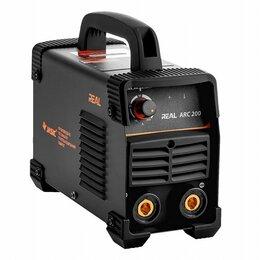 Сварочные аппараты - Сварочный инвертор сварог real ARC 200 black Z238N, 0