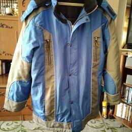 Одежда и аксессуары - Зимняя куртка спецовка, 0