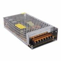 Радиодетали и электронные компоненты - Источник питания стаб. напр. для LED 220VAC/12VDC, max 60Вт, мет.корп. 110x78x37, 0