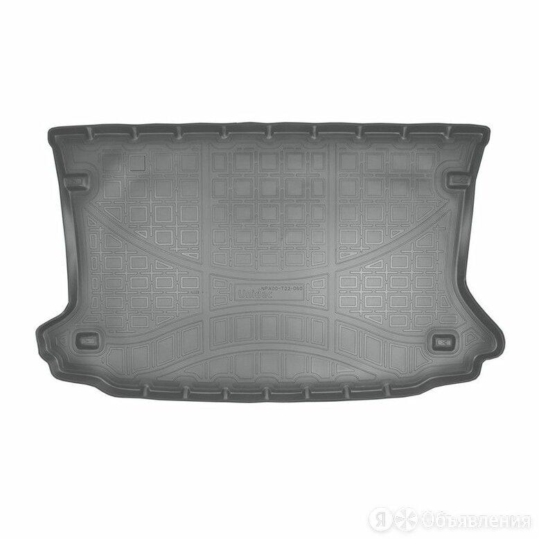 Коврики в багажное отделение для Ford EcoSport (2014-2018) (серый) - цвет: Серый по цене 1818₽ - Интерьер , фото 0