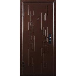 Входные двери - Металлическая дверь СИТИ, 0