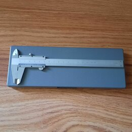 Измерительные инструменты и приборы - Штангельциркуль с глубинометром., 0