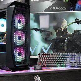 Настольные компьютеры - Архонт ПК Ryzen 7 3700X RTX 3070 8GB 16GB RAM SSD+HDD, 0