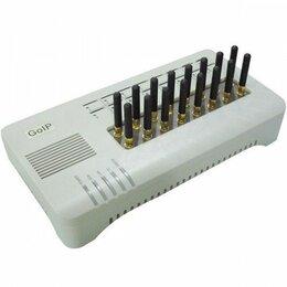 VoIP-оборудование - GSM шлюз DBL goip16, 0