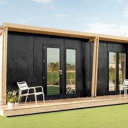 Готовые строения - Модульный дачный домик, 0