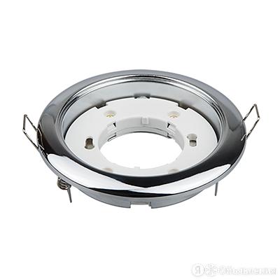 Светильник встраив GX53R-RC-standard металл под лампу GX53 230В хром IN HOME ... по цене 92₽ - Встраиваемые светильники, фото 0