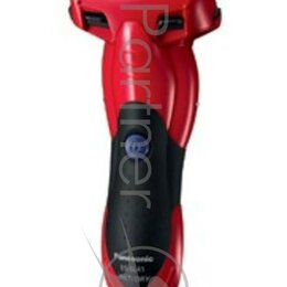Электробритвы мужские - Бритва сетчатая Panasonic Es-sl41r520 реж.эл.:3 питан.:аккум. красный/черный, 0