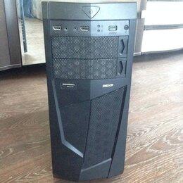 Корпуса - Компьютерный корпус dexp awg-de8 black, 0
