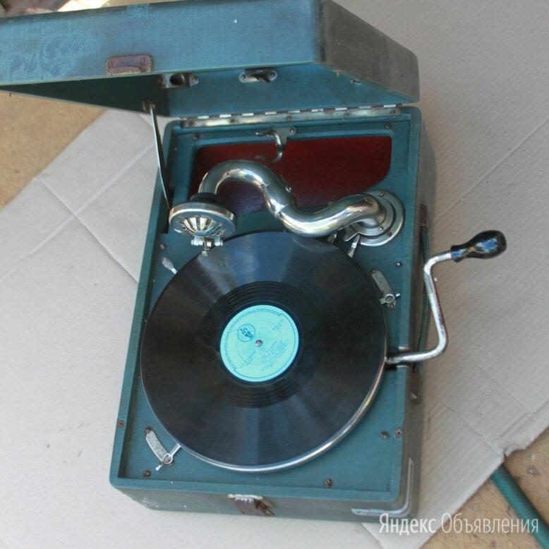 Ленинградский патефон по цене 3500₽ - Проигрыватели виниловых дисков, фото 0