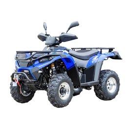 Мото- и электротранспорт - Квадроцикл Linhai-Yamaha D200, 0