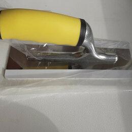 Инструменты для нанесения строительных смесей - Кельма для венецианской штукатурки размер 200 X80 MM, 0