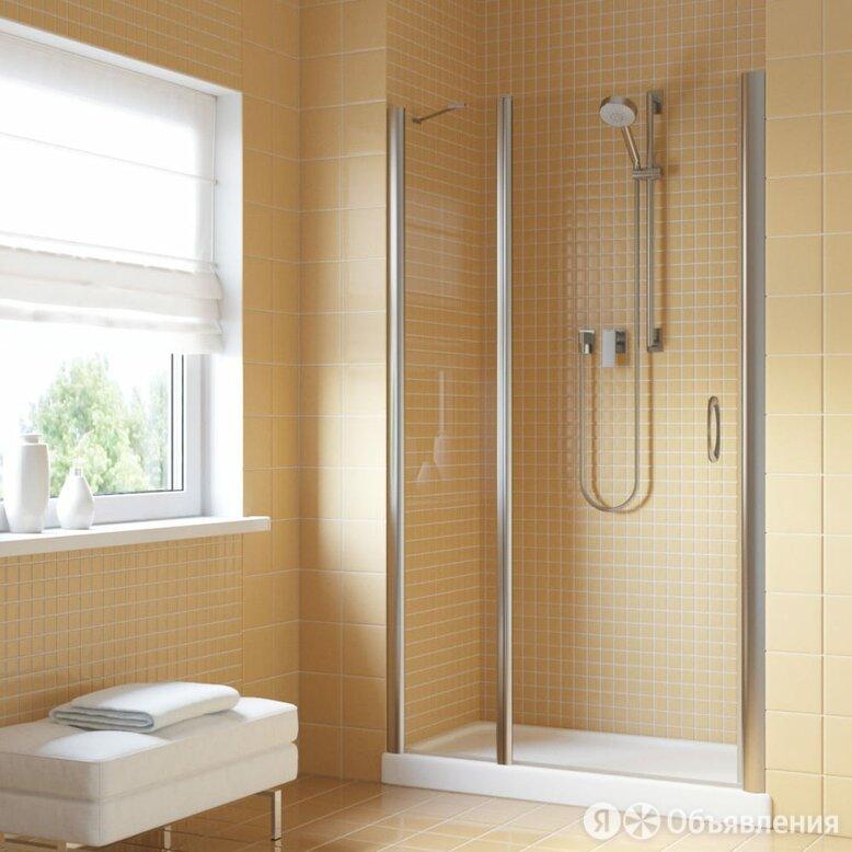 Дверь в душевой проем VEGAS-GLASS EP-F-1 LUX 150 08 01 L по цене 51888₽ - Комплектующие, фото 0