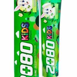 Зубная паста - 886342 Kerasys Зубная паста детская Яблоко80, 0
