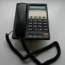 Проводные телефоны - Аппарат телефонный с АОН, 0