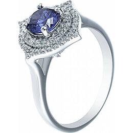 Кольца и перстни - Element47 кольцо серебро вес 3,67 вставка фианит арт. 740304, 0