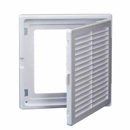Вентиляционные решётки - Решетка-дверца Эвент П3030ДФ, 0