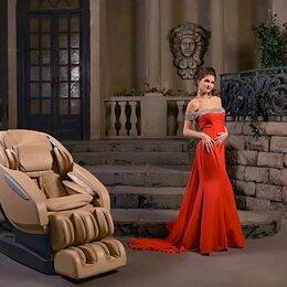 Массажные кресла - Массажное кресло National EC-820 Total, 0