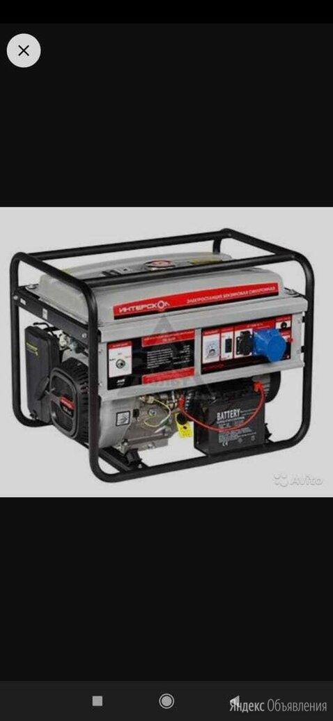 Генератор по цене 52500₽ - Электрогенераторы, фото 0