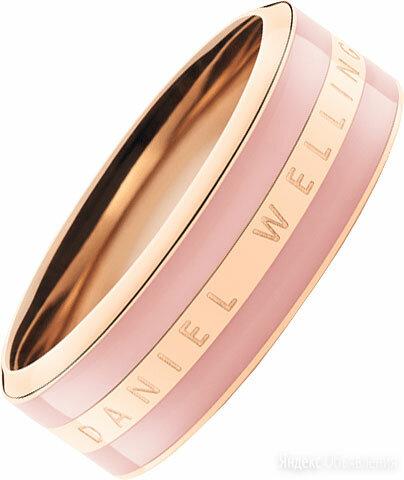 Кольцо Daniel Wellington Classic-Ring-Dusty-Rose-RG_15 по цене 3790₽ - Кольца и перстни, фото 0