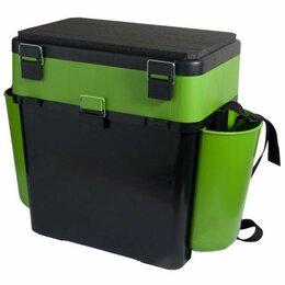 Сумки и ящики - Ящик зимний helios fishbox 19л 2 секции, 0