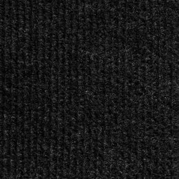 Ковролин - Офисный ковролин Технолайн ФлорТ Экспо 01018 Графит, 0