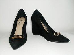 Туфли - Туфли «CARLABEL». UK – 6  или 39  по стельке…, 0