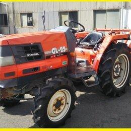 Мини-тракторы - Японский мини трактор Kubota Grendel GL-25, 0