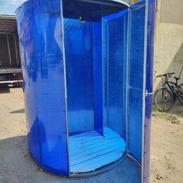Души - Летний душ для дачи с подогревом, 0
