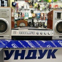 Музыкальные центры,  магнитофоны, магнитолы - Вегу, модель 109 с колонками 10ас-225, 0