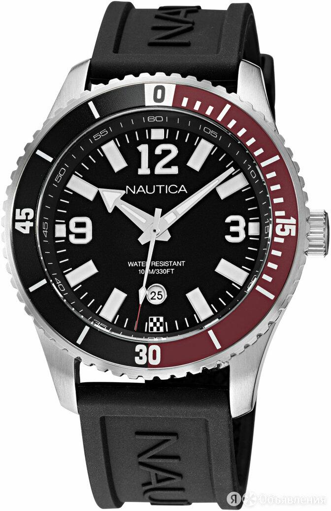 Наручные часы Nautica NAPPBS161 по цене 13790₽ - Наручные часы, фото 0