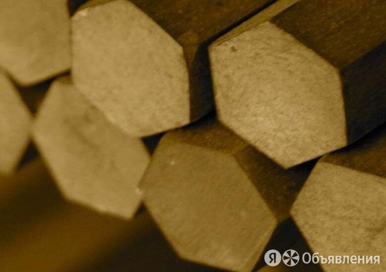 Шестигранник бронзовый 19 мм БрОЦС555 ГОСТ 1628-78 по цене 551₽ - Металлопрокат, фото 0