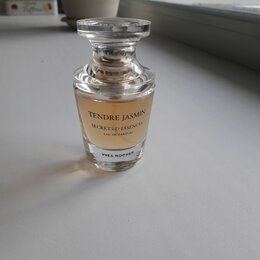 Парфюмерия - TENDRE JASMIN Нежный Жасмин Yves Rocher Ив Роше Парфюмерная вода, 0