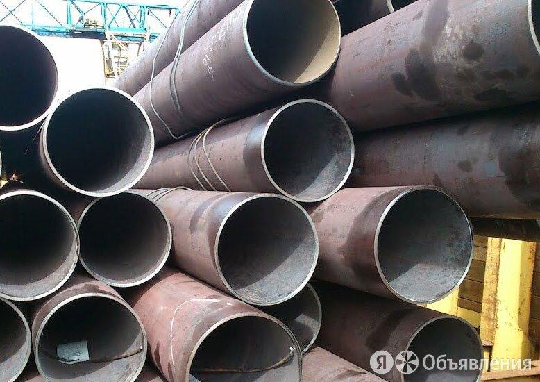 Труба горячекатаная 245х20 мм ст. 09г2с ГОСТ 8732-78 по цене 55100₽ - Металлопрокат, фото 0
